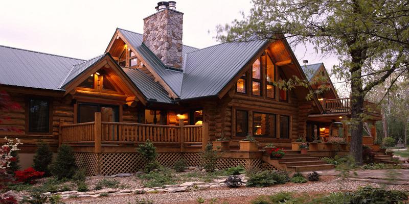 مزیت خانه چوبی