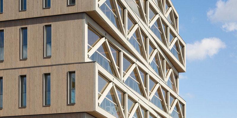 بناهای چوبی