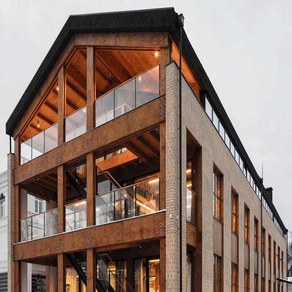 بناهای چوبی و عوامل قیمت گذاری روی آن ها