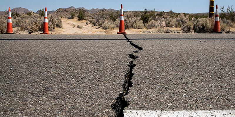 واحد زلزله