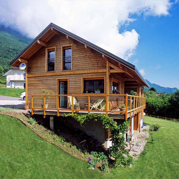 طراحی ساختمان های چوبی ؛ عوامل مؤثر را بشناسید