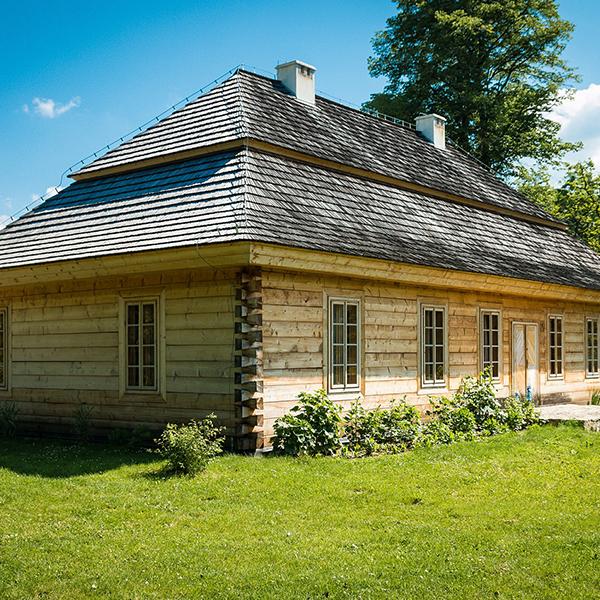 خانه ویلایی چوبی ؛ فضایی برای تحقق آرامش و آرزوها