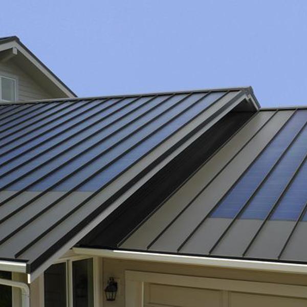 انواع پوشش سقف ویلا و گزینههای انتخابی
